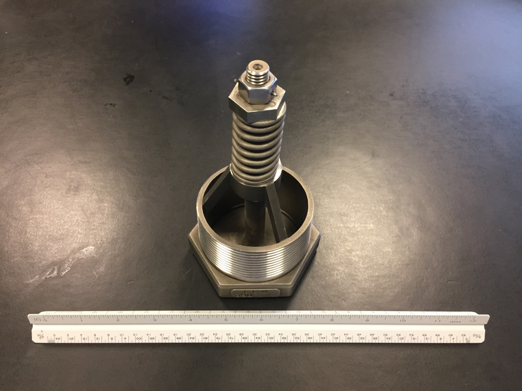 Envirex Spray Valve