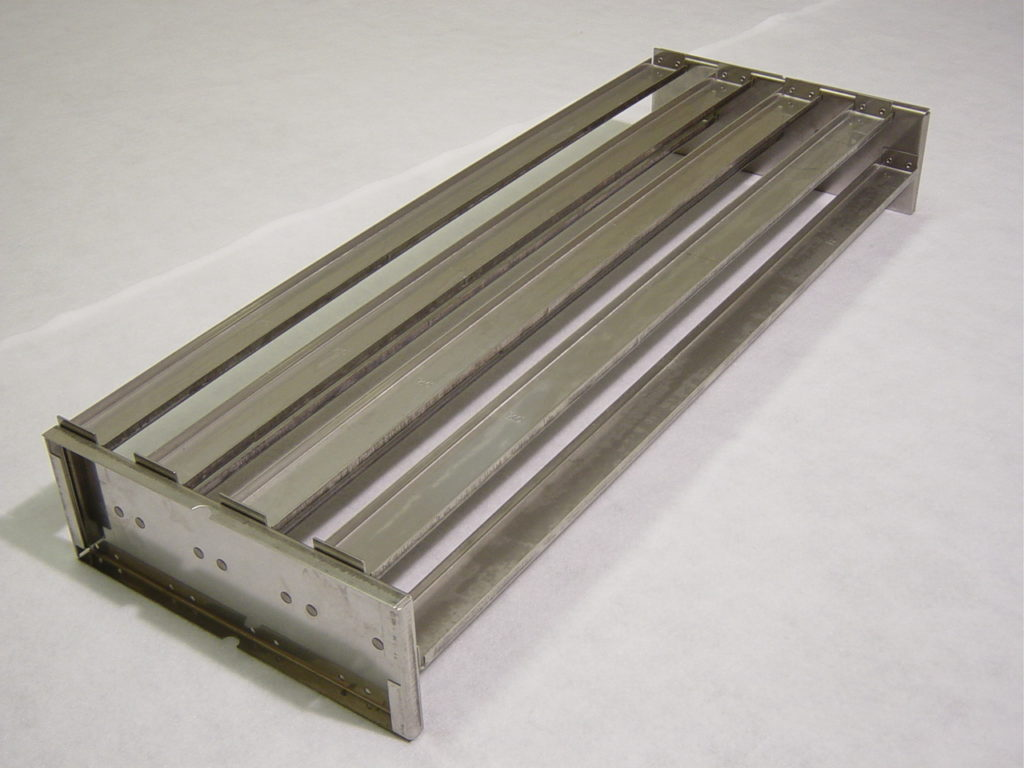 Sterling Deaerator Tray
