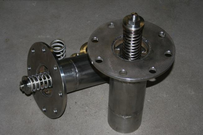 Worthington Spray Valve
